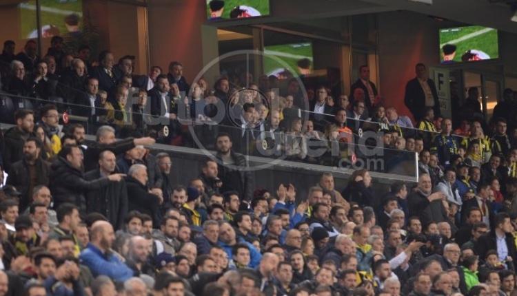 Fenerbahçe'de Ali Koç, Göztepe maçında çılgına döndü