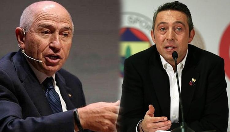 Fenerbahçe'de Ali Koç'tan Nihat Özdemir'e cevap