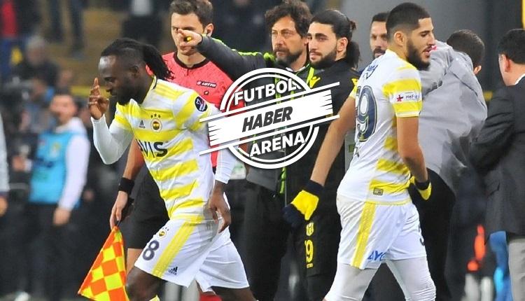 Fenerbahçe'de Benzia neden kadroya alınmadı?