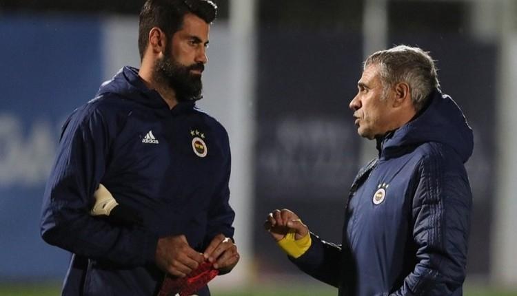 Fenerbahçe'de Ersun Yanal'ın Volkan Demirel kararı