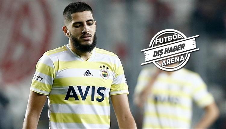 Fenerbahçe'de kadro dışı kalan Benzia'ya şok