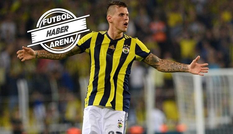 Fenerbahçe'de Kayserispor maçı öncesi Skrtel şoku!