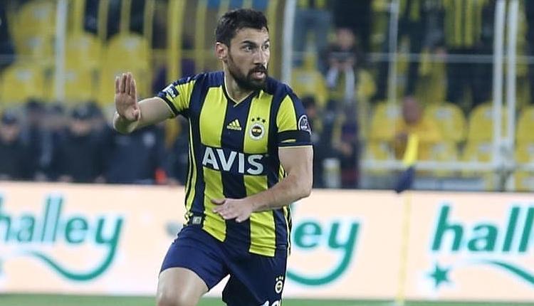 Fenerbahçe'de Şener Özbayraklı Kayseri'ye götürülmedi