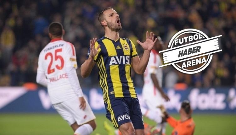 Fenerbahçe'de Soldado, UEFA kadrosuna neden alınmadı?