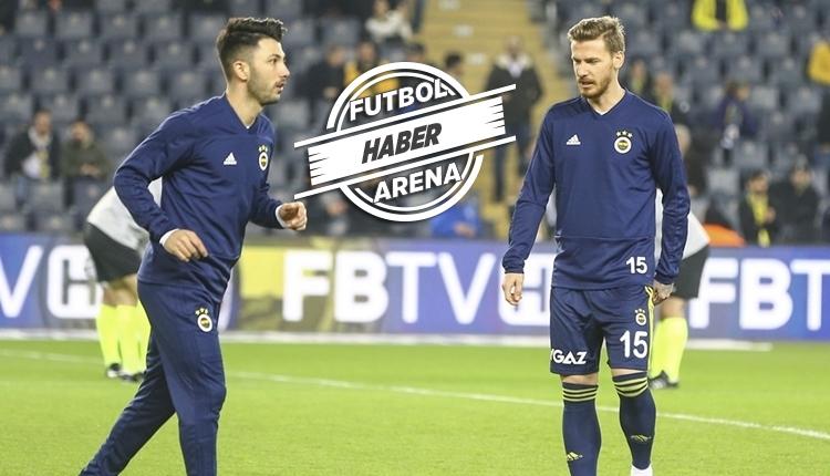 Fenerbahçe'de son dakika Tolgay Arslan şoku