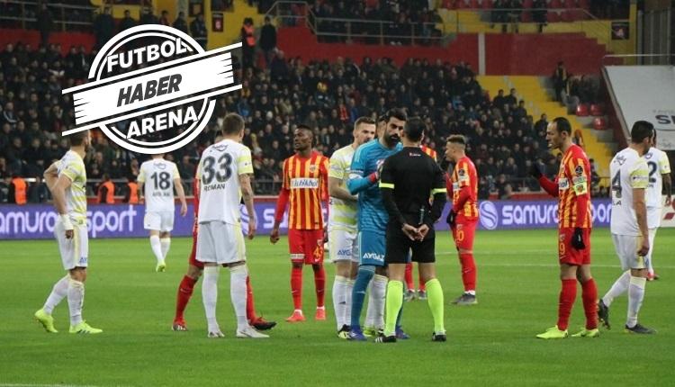 Fenerbahçe'den Alper Ulusoy tepkisi! Soldado, Mehmet Ekici