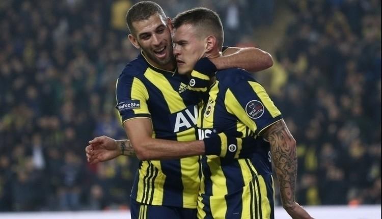 Fenerbahçe'den Slimani ve Skrtel için flaş karar