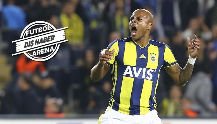 Fenerbahçeli Andre Ayew için çılgın transfer teklifi