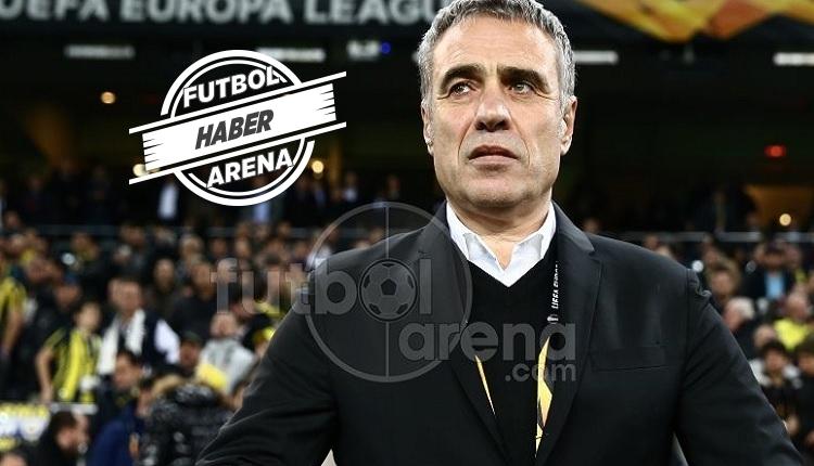 Fenerbahçe'nin ilk 11'i açıklandı! Miha Zajc ve Victor Moses tercihi