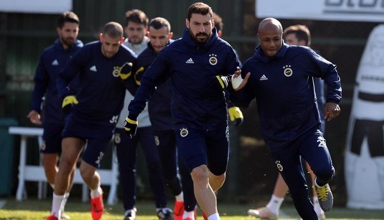 Fenerbahçe'nin Zenit maçı kadrosunda 2 isim yok