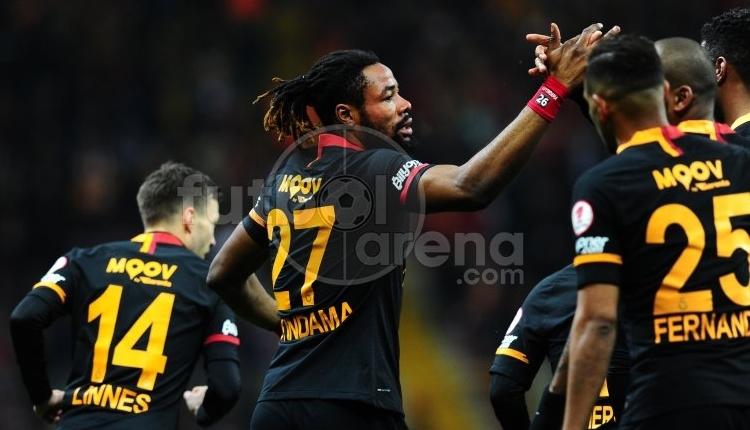 Galatasaray 2-0 Hatayspor maç özeti ve golleri (İZLE)