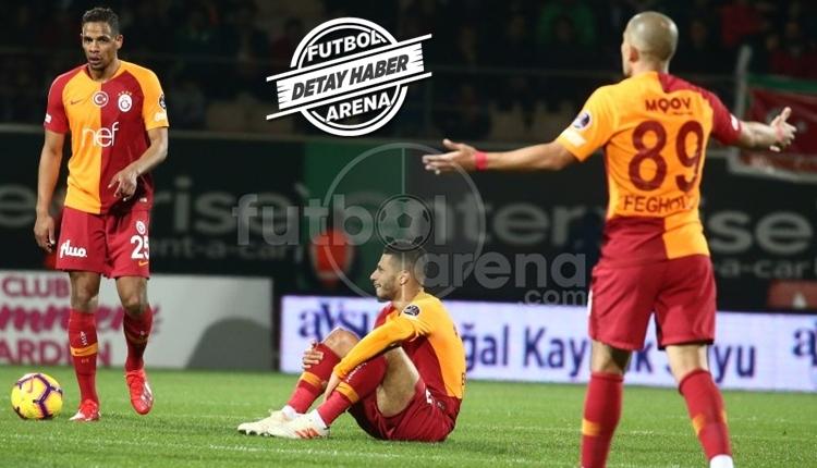 Galatasaray dış sahada 16 puan kaybetti! Sergen Yalçın mucizesi