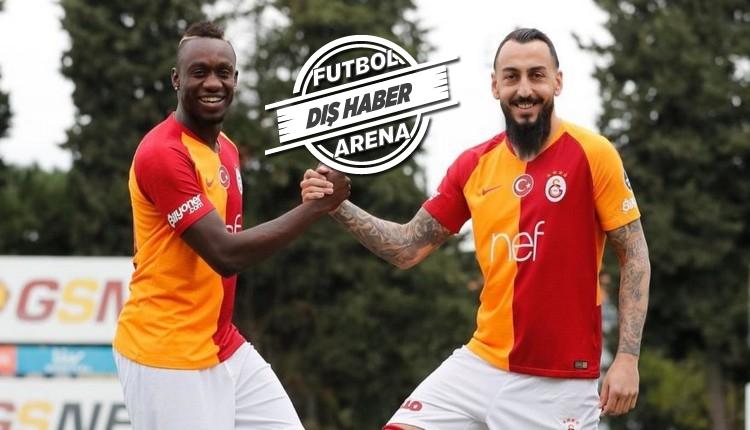 Galatasaray Dortmund'u geçti, Juventus'u zorladı