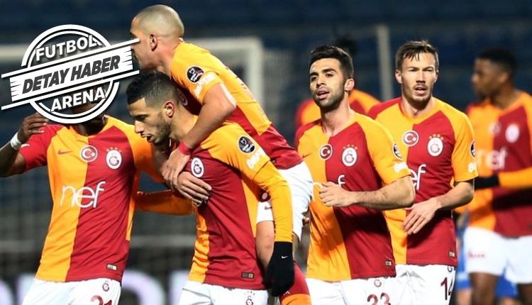 Galatasaray, Kasımpaşa karşısında Süper Lig rakorunu kırdı
