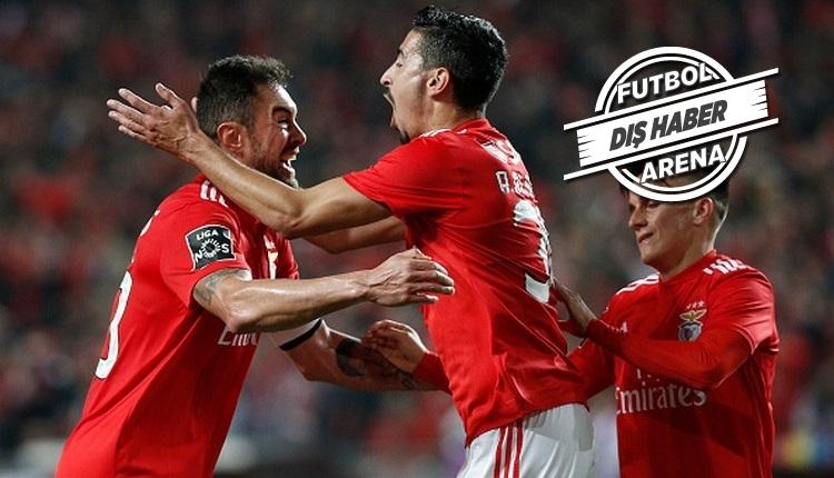 Galatasaray maçı öncesi Benfica'ya kötü haber