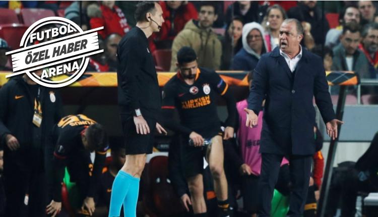 Galatasaray'da Rumen hakeme tepki! O pozisyonu izlettiler