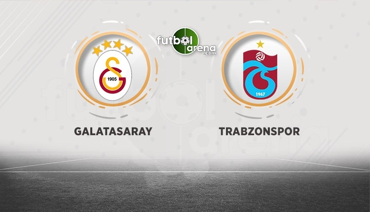 Galatasaray - Trabzonspor canlı izle, Galatasaray - Trabzonspor şifresiz izle (Galatasaray - Trabzonspor beIN Sports canlı ve şifresiz İZLE)