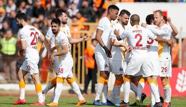 Hatayspor 4-2 Galatasaray maç özeti ve golleri