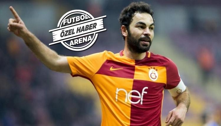 Galatasaray yönetiminden Selçuk İnan için sözleşme kararı
