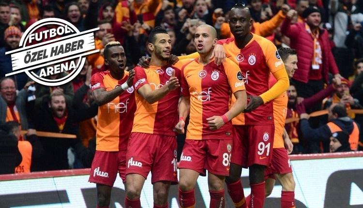 Galatasaray'da Benfica maçı için prim kararı