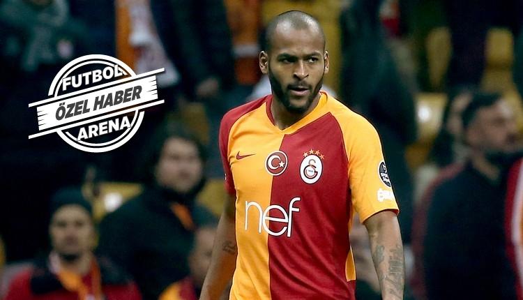 Galatasaray'da Fatih Terim, Benfica hakkında Marcao'yu dinledi