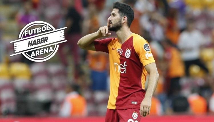 Galatasaray'da Emre Akbaba ne zaman oynayacak?