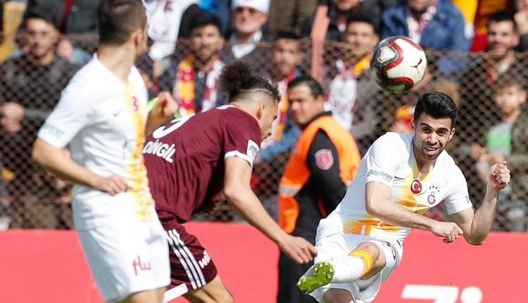 Galatasaray'da Emre Taşdemir parmak ısırttı