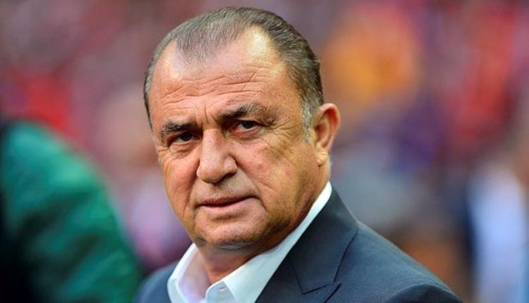 Galatasaray'da Fatih Terim oyuncularını böyle kutladı