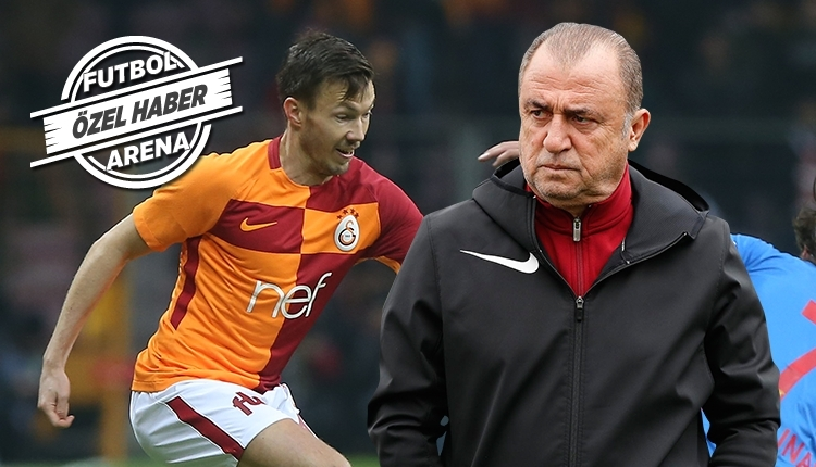 Galatasaray'da Fatih Terim'den Martin Linnes talimatı