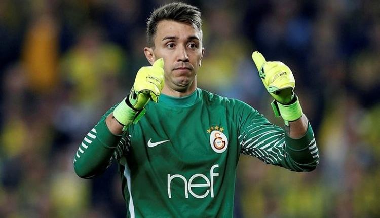 Galatasaray'da Fernando Muslera'nın yerine 3 aday belirlendi