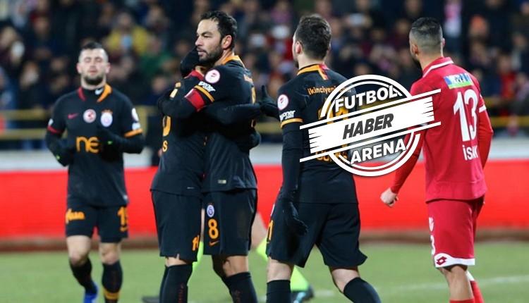 Galatasaray'da Fernando'nun yerine Selçuk İnan oynayacak