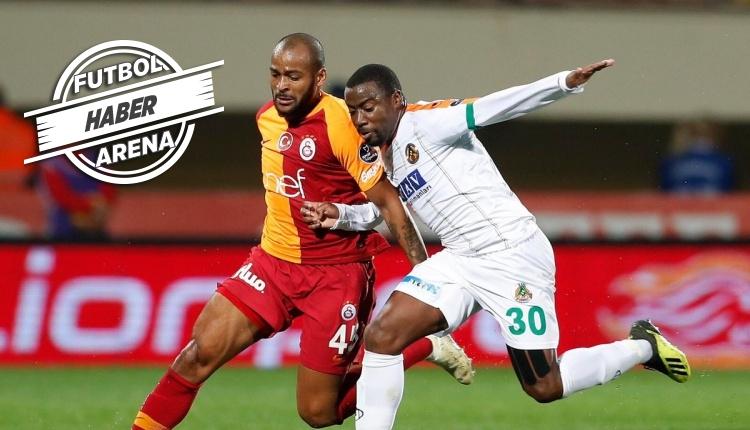 Galatasaray'da Marcao'nun performansı yüzleri güldürdü