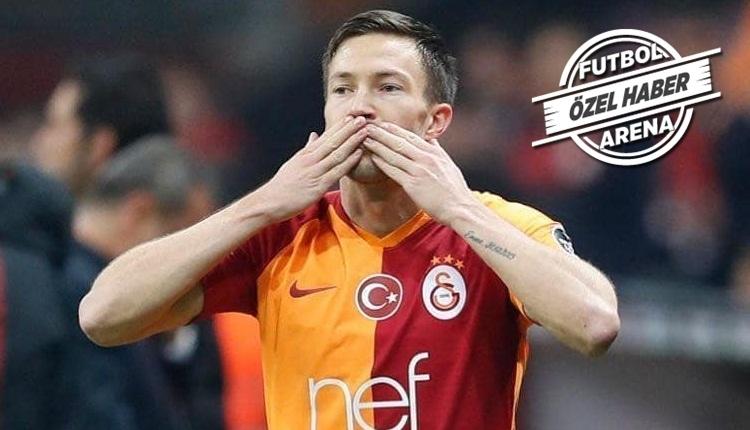 Galatasaray'da Martin Linnes maça yetişemedi