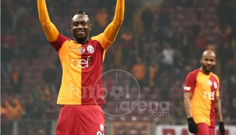 Galatasaray'da Mbaye Diagne'nin Kasımpaşa planı