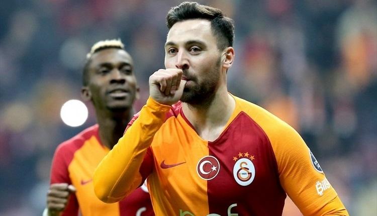 Galatasaray'da Sinan Gümüş talimatı verdi!