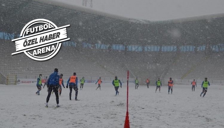 Galatasaray'dan Erzurumspor maçı için TFF'ye başvuru
