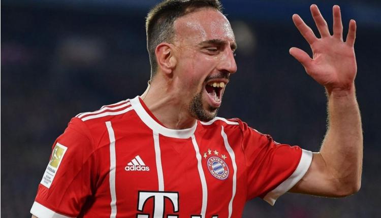 Galatasaray'dan Franck Ribery transferi atağı