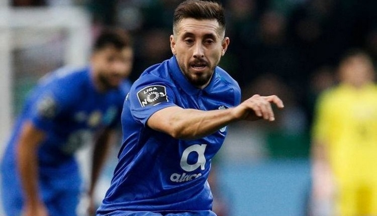 Galatasaray'dan transferde Hector Herrera sürprizi