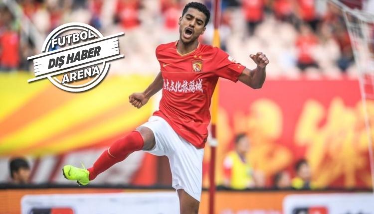 Galatasaray'ın gözdesi Alan Carvalho transfer oluyor