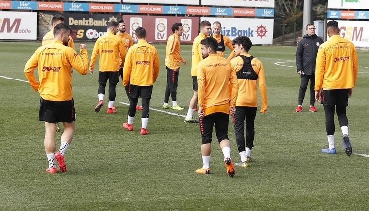 Galatasaray'ın Hatayspor maçı kadrosunda 8 eksik