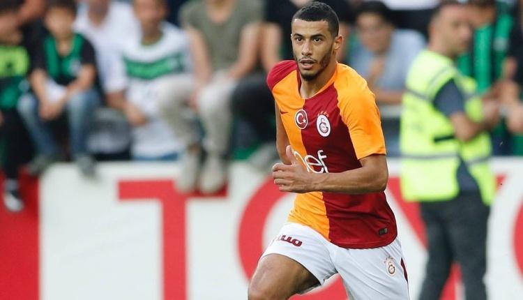 Galatasaraylı Younes Belhanda için Çin iddiası