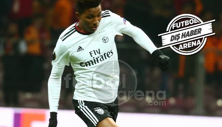 Gedson'dan (Benfica) Galatasaray taraftarlarına mesaj