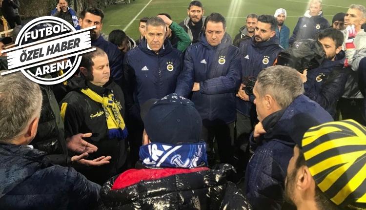 Genç Fenerbahçeliler, tesisleri neden ziyaret etti?