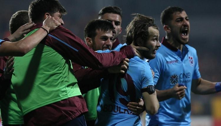 Göztepe 1-3 Trabzonspor maç özeti ve golleri İZLE