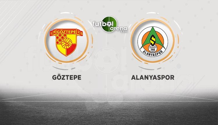 Göztepe - Alanyaspor canlı, şifresiz izle (BeIN Sports canlı izle)