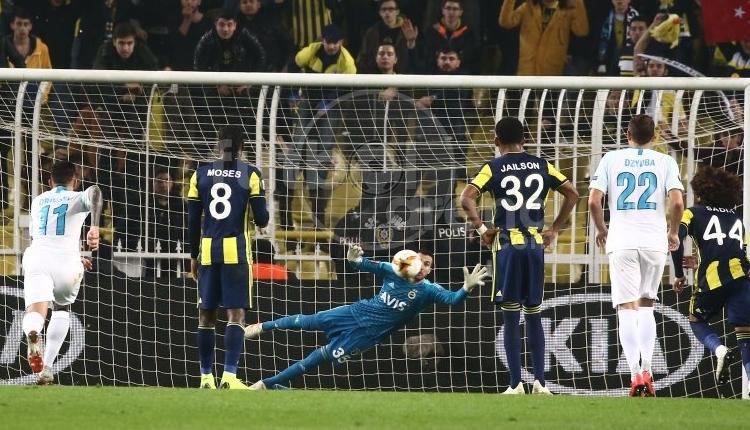 Harun Tekin'den Zenit maçı sonrası penaltı itirafı! 'Tarifi mümkün değil'