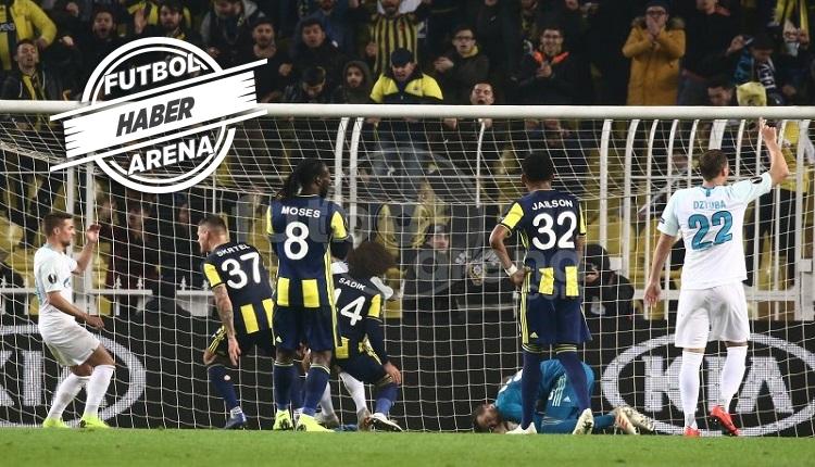 Harun'un Zenit maçında kurtardığı penaltı! Muazzam performans