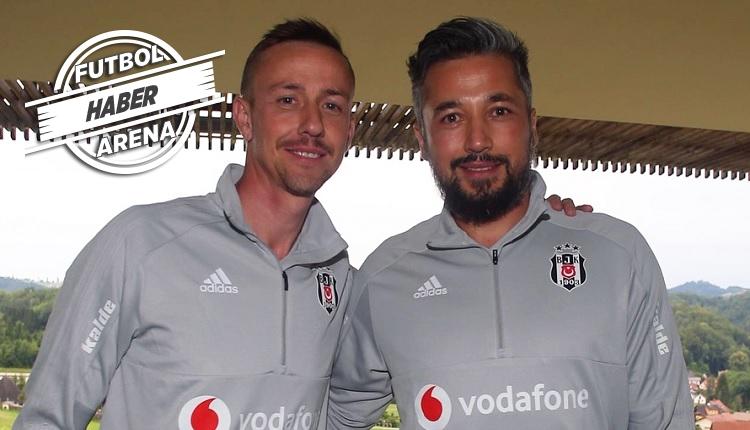 İlhan Mansız Beşiktaş'tan ayrıldı! İşte sebebi