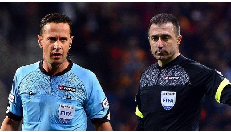Süper Lig'de hangi hakem, hangi maçlara verilmiyor?