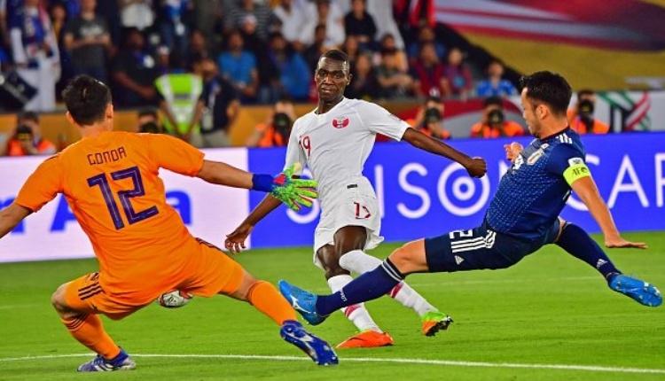 Japonya 1-3 Katar maç özeti ve golleri (İZLE)